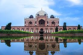 Image result for humayun's tomb