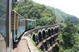 Image result for mountain railways of india