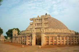 Image result for sanchi stupa
